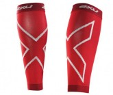 Calf Sleeves Compression [REFRESH] Unisex red/red